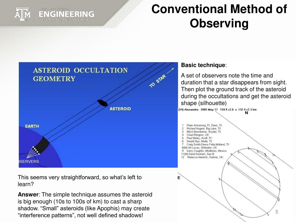 PPT - Near Earth Asteroid Detection System PowerPoint