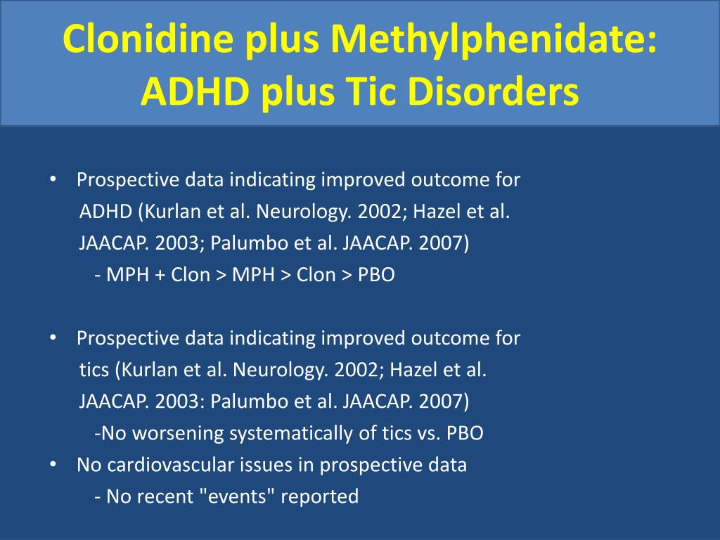 PPT - ADHD, Co-morbidities Local Perspectives PowerPoint