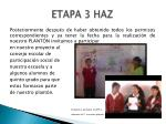 etapa 3 haz2