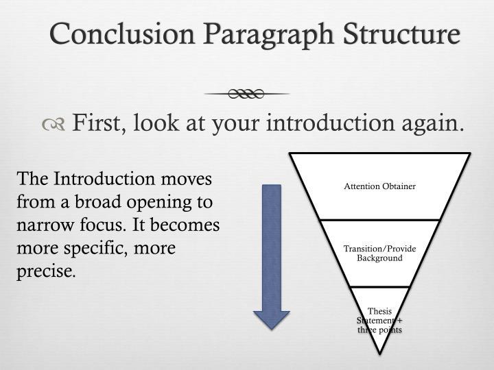 🎉 good conclusion paragraph concluding sentence