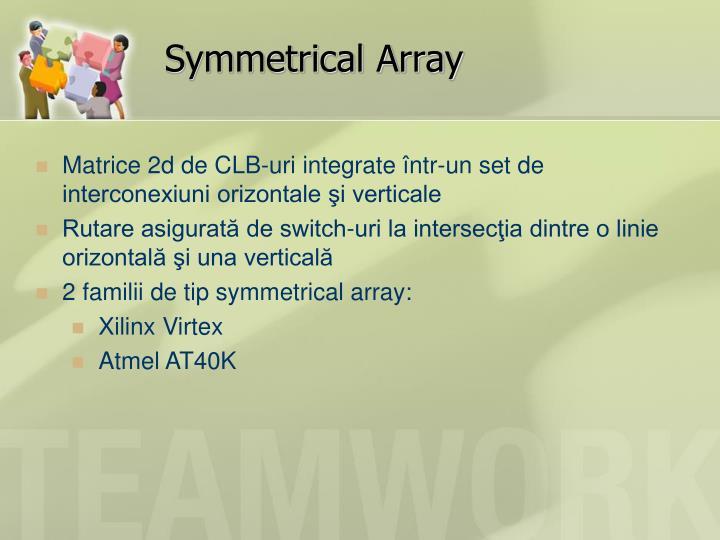Symmetrical Array