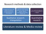 research methods data collection