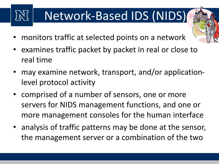 Network-Based IDS (NIDS)