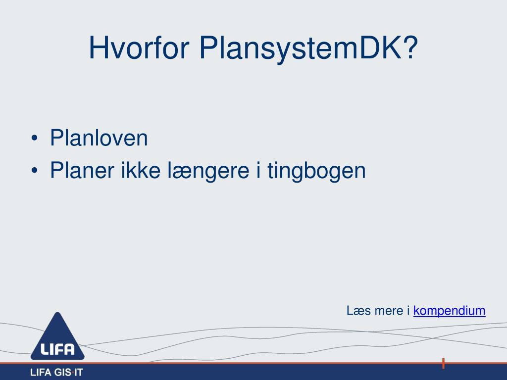 Ppt Kursus I Indberetning Af Planer Til Plansystemdk Powerpoint