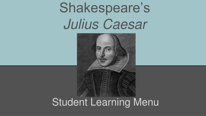 an analysis of the emotional speech in william shakespeares julius caesar Kim ballard discusses the connections between rhetoric and power in julius caesar, one of shakespeare's rhetoric, power and persuasion in speech over caesar.