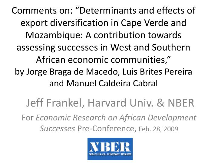 cape verde macro economic analysis Earn a masters in applied economics (mae) (applied microeconomic analysis, macroeconomic policy analysis, quantitative methods i and ii, project seminar).