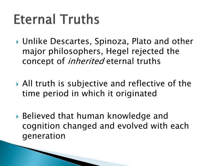 Eternal Truths