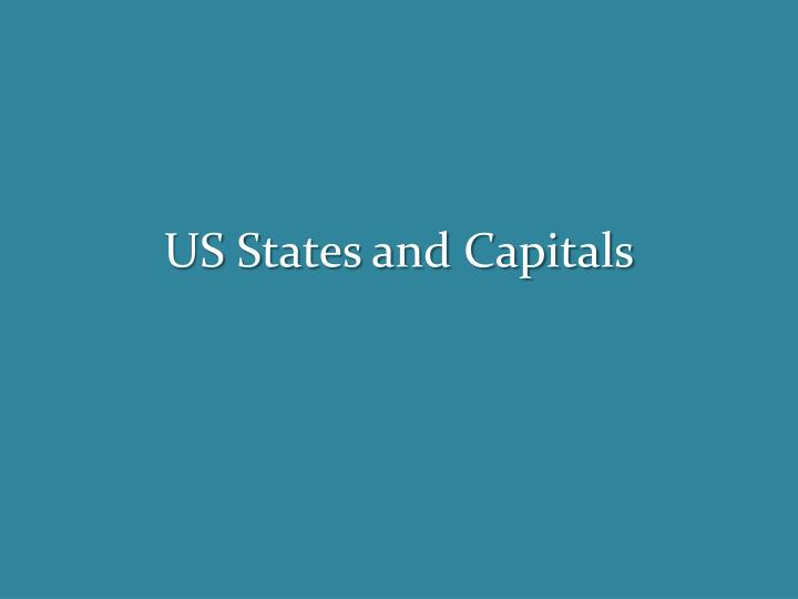 us states and capitals n.