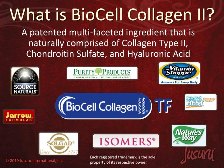 What is biocell collagen ii