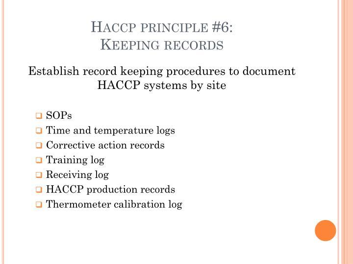 ppt haccp food safety webinar powerpoint presentation id 1983857