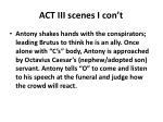 act iii scenes i con t