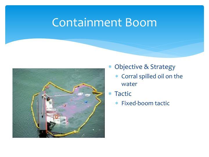 Containment Boom