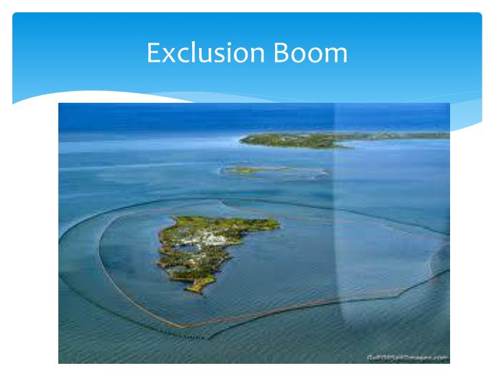 Exclusion Boom