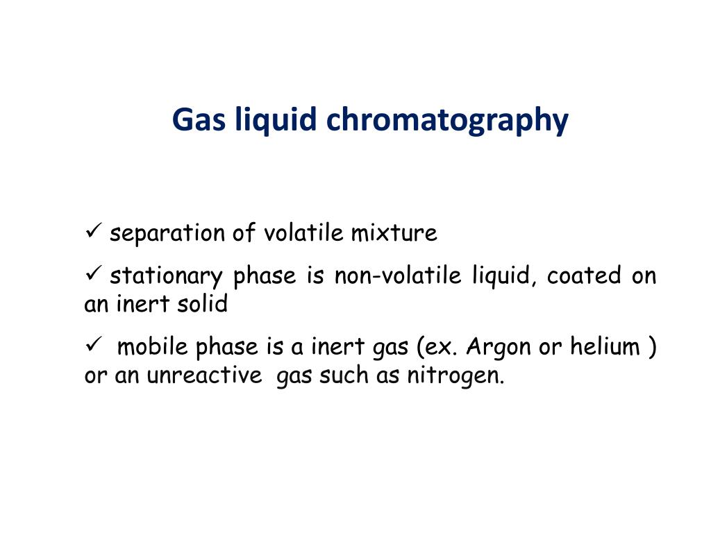PPT - Chromatography PowerPoint Presentation - ID:1984828