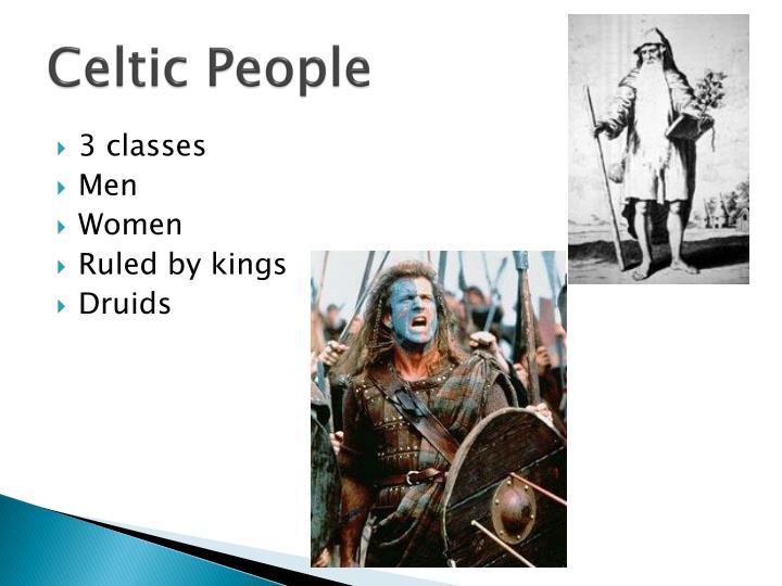 Celtic People