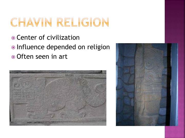 Chavin Religion