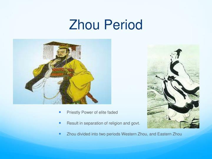 Zhou Period