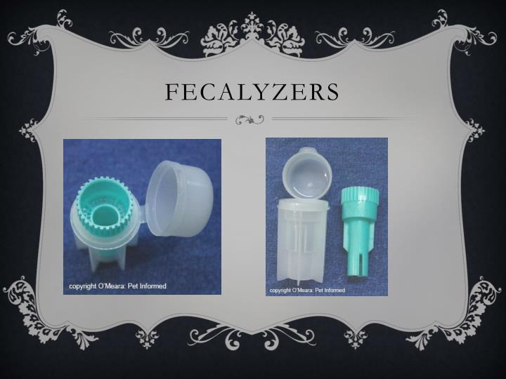 fecalyzers