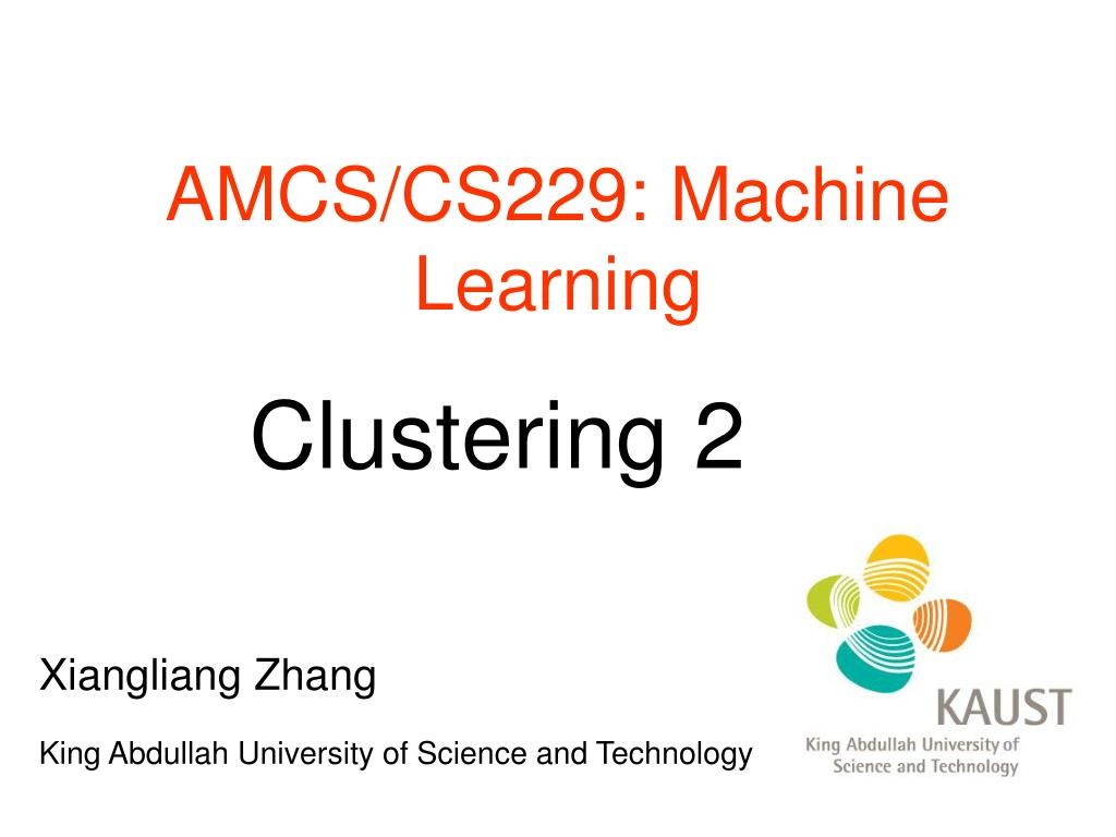 PPT - AMCS/CS229: Machine Learning PowerPoint Presentation - ID:1986527