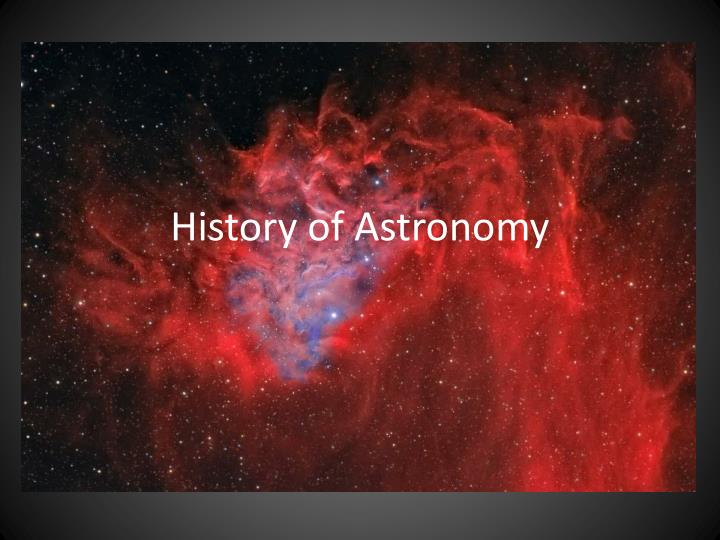 founder of astronomy - photo #4