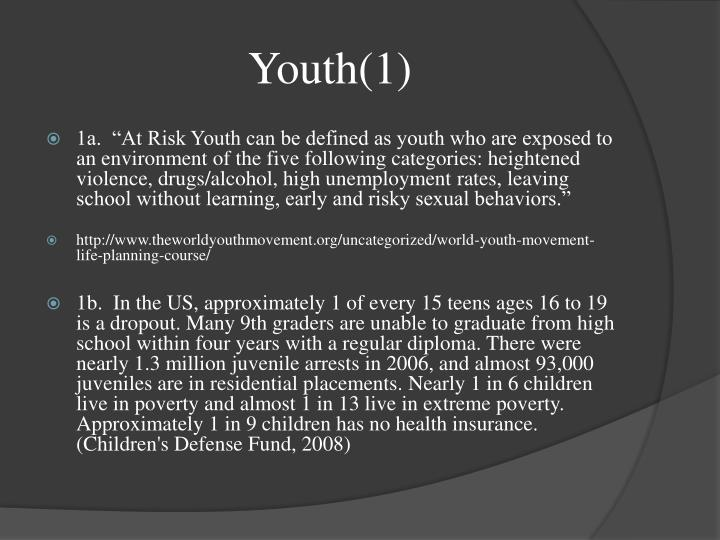 Youth 1