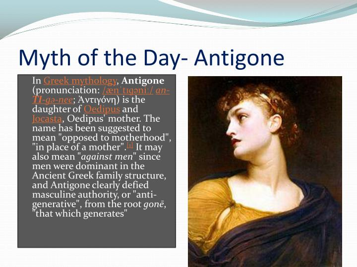 Myth of the Day-