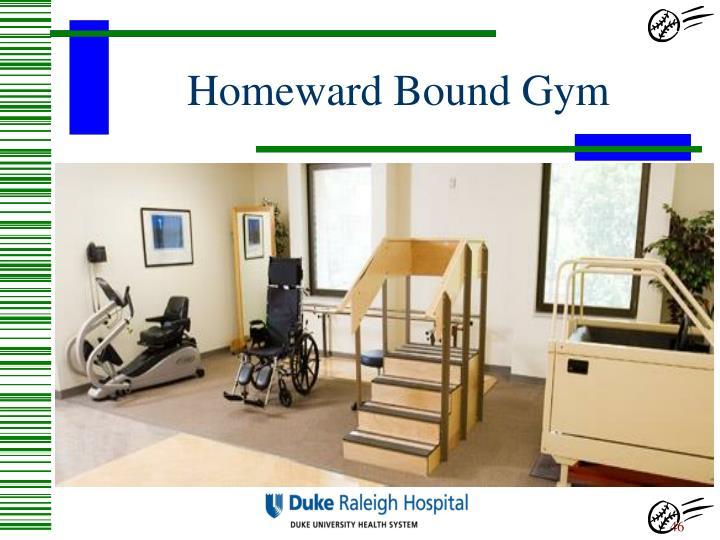 Homeward Bound Gym