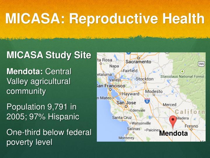 Micasa reproductive health1