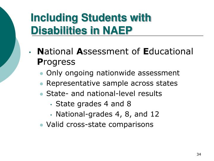 Including Students with Disabilities in