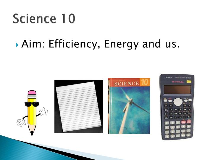 Science 10