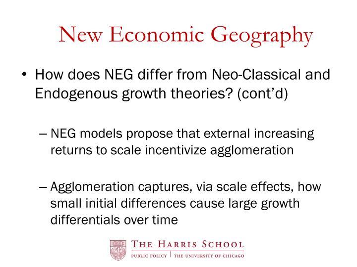 New Economic Geography