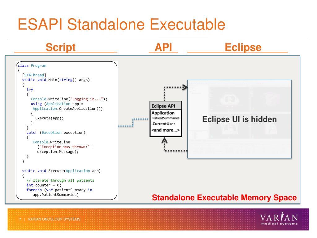PPT - vARIAN apiS in V11 & v13 PowerPoint Presentation - ID