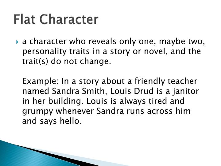PPT - Types of Characters PowerPoint Presentation - ID:1988614