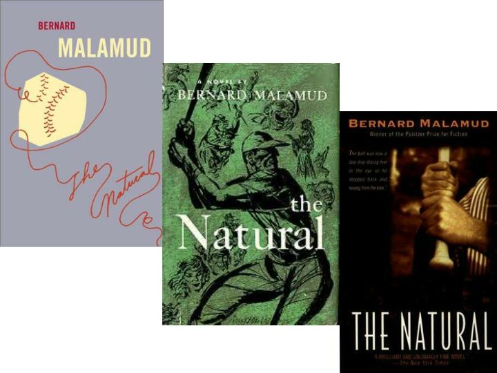 the role of symbolism in bernard malamuds novel the natural The prison analysis bernard malamud who were also the focus of his later novel, the assistant the natural bernard malamud.