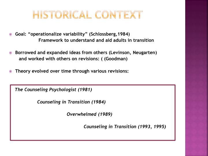 1984 historical context