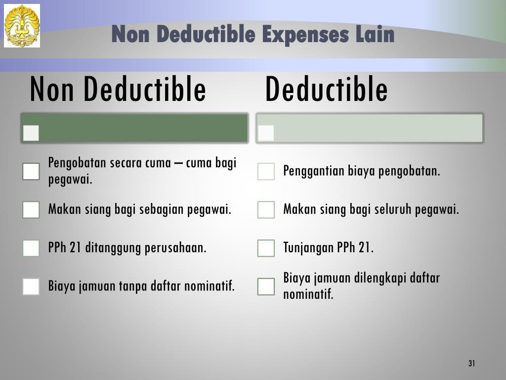 PPT - Slide 6 Rekonsiliasi Fiskal PowerPoint Presentation ...