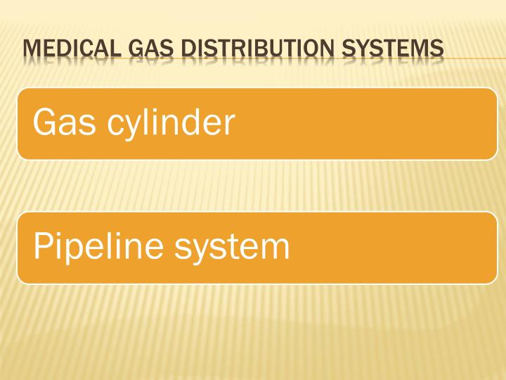 Medical gas distribution systems1