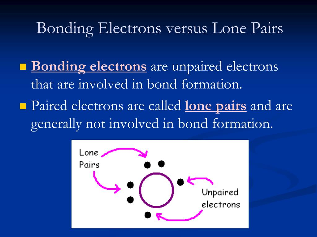 Ppt - Chemical Bonding  Bonding Theory And Lewis Formulas Powerpoint Presentation
