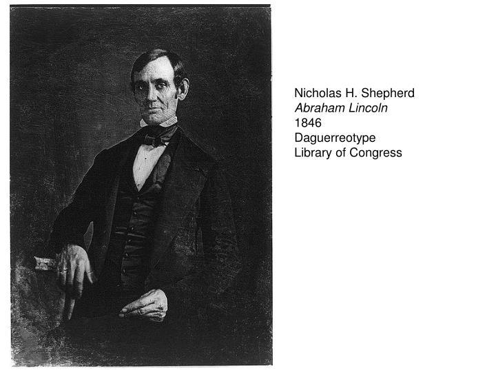 Nicholas H. Shepherd
