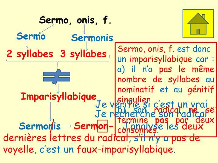 Sermo
