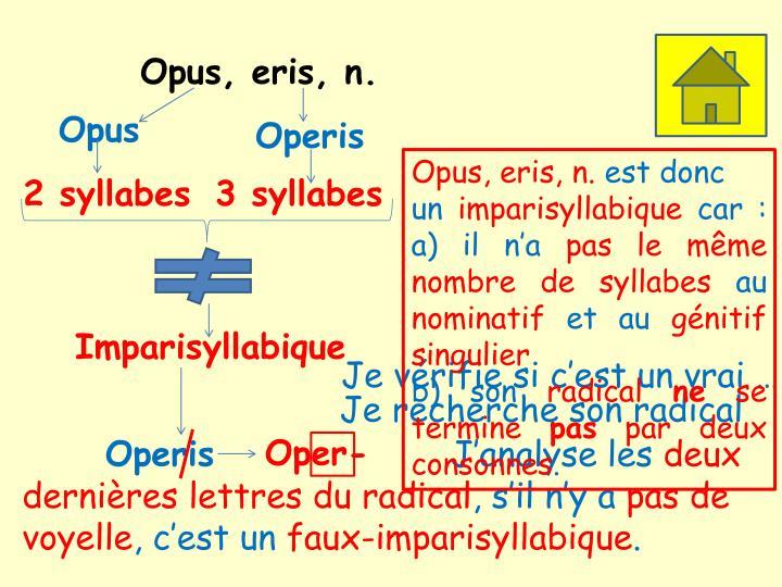 Opus,