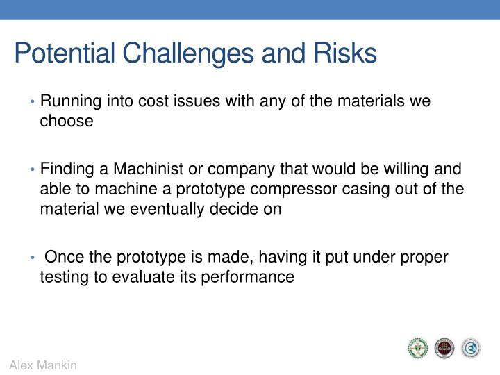 Potential Challenges and