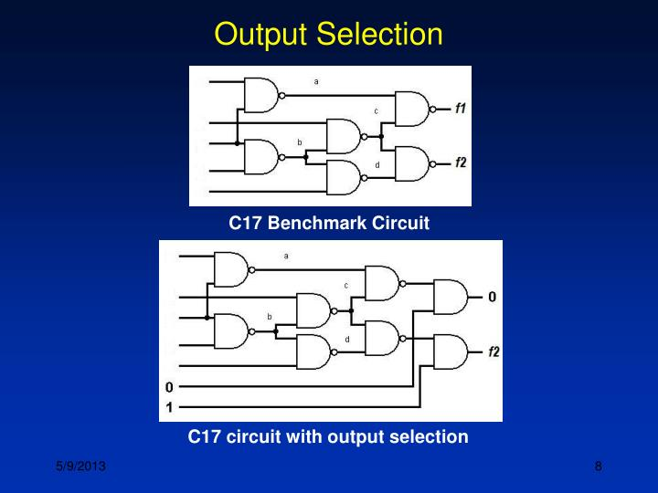 Output Selection