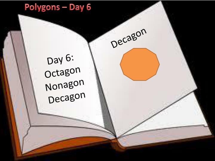 Polygons – Day 6