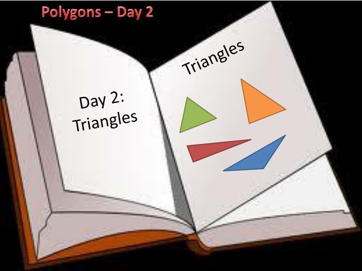 Polygons – Day 2