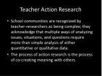 teacher action research1