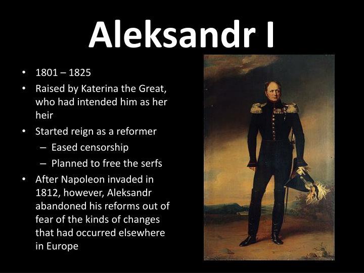 Aleksandr I