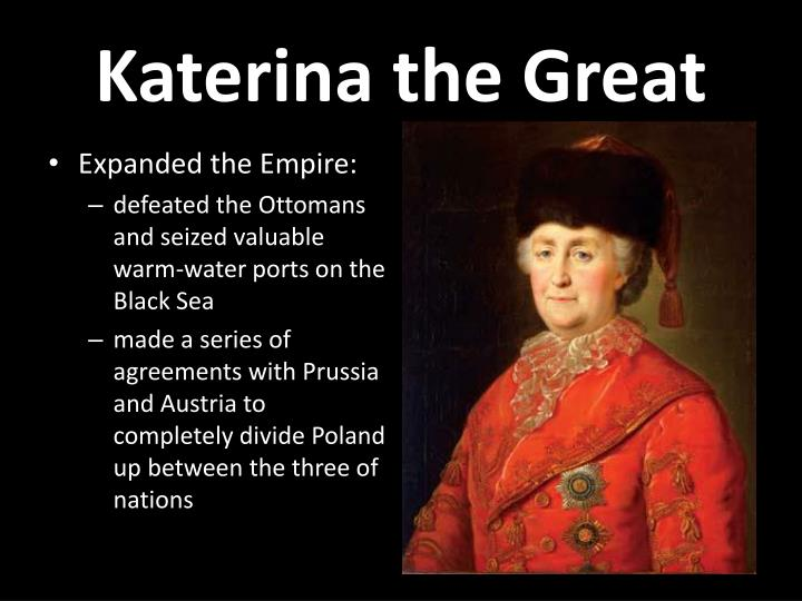 Katerina the Great