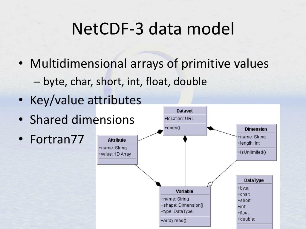 PPT - John Caron Unidata October 2012 PowerPoint Presentation - ID