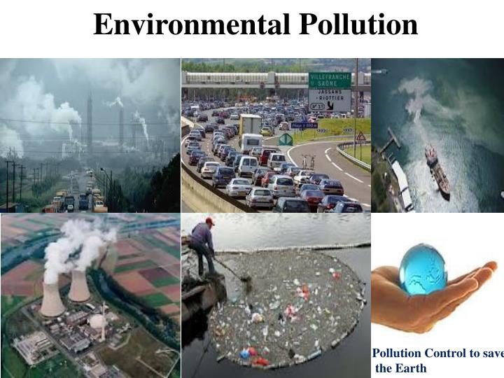 essay environmental pollution control Environmental pollution refers to the introduction of harmful pollutants into the environment the major types of environmental pollution are air pollution, water pollution, noise pollution, soil pollution, thermal pollution, and light pollution deforestation and hazardous gaseous emissions.